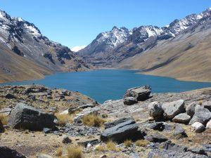 Lagunes avant arrivée à Mina Fabulosa