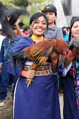 Femme d'Otavalo