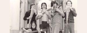 Ensemble MUNAWANQUI 1975 musiques des Andes