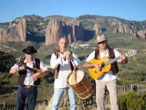 Los OPAKUNA en tournée musicale en Espagne